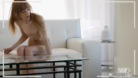 У худой первый порно кастинг